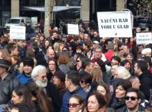 protest naucnika
