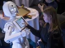 robotika u Moskvi