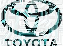 Toyota PCB logo