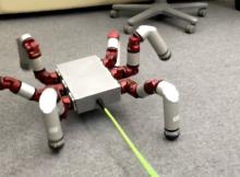 robot CMU USA