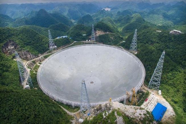 FAST - najveći teleskop na svetu nalazi se u Kini
