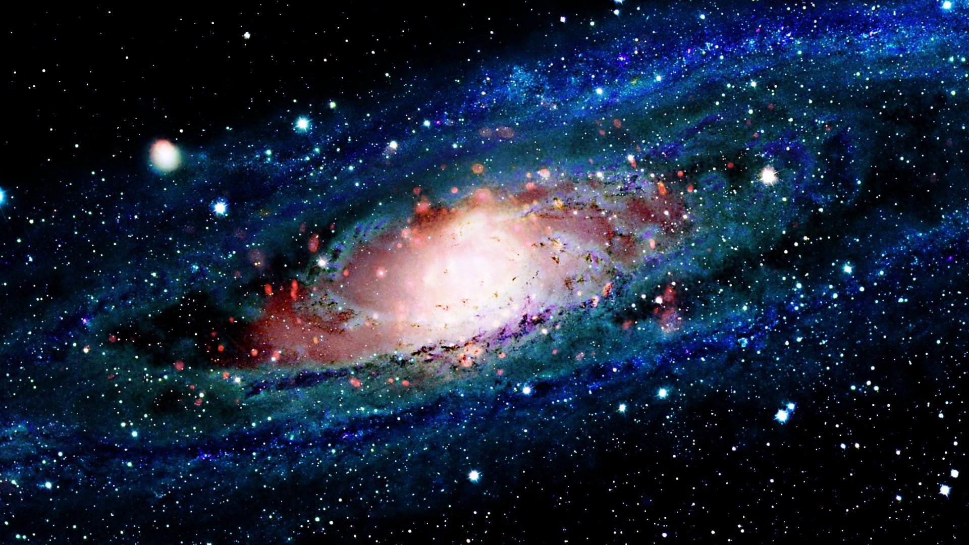 Mlečni put - foto NASA