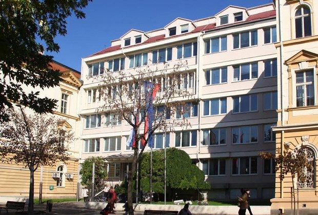 zgrada gradske uprave u Šapcu