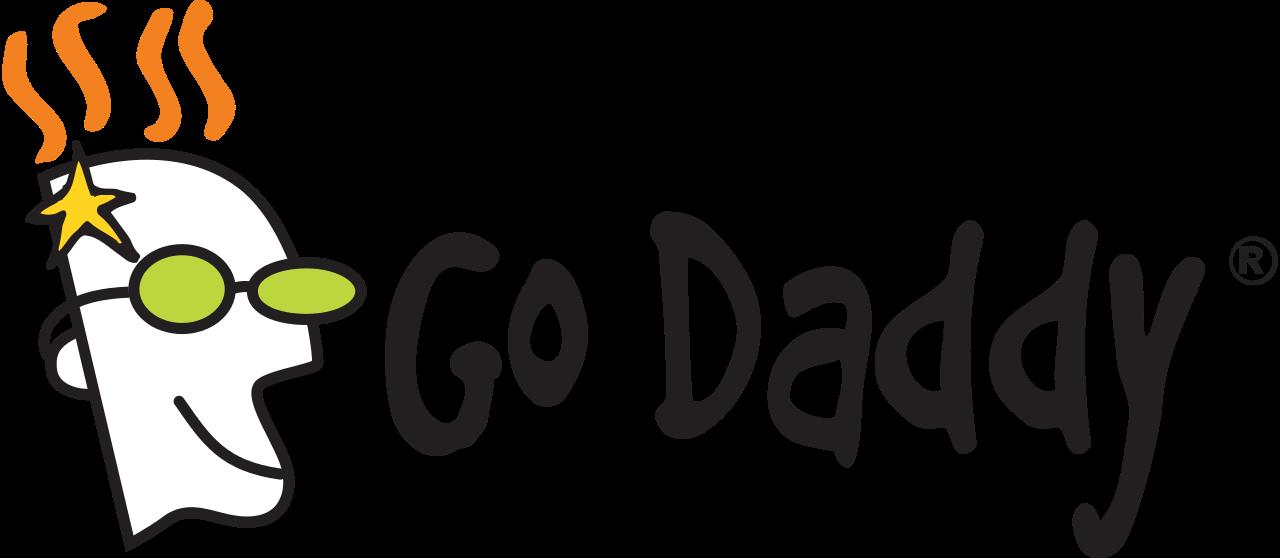 logo kompanije GoDaddy